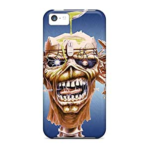 Quality JTOshop Case Cover With Iron Maiden Nice Appearance Compatible With Iphone 5c