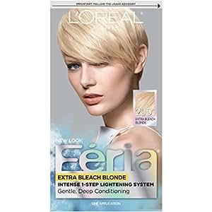 l oréal paris feria permanent hair color 205