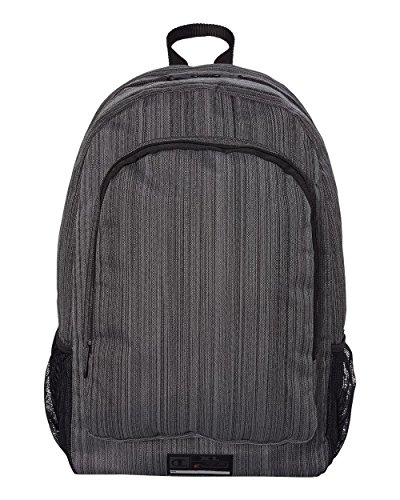 Champion - Top Flight Backpack - CH104111-One Size-Charcoal/ (Champion Laptop Backpack)