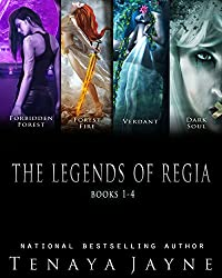 The Legends of Regia Box Set
