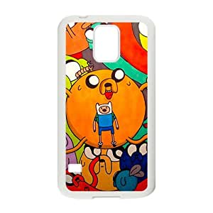 DAZHAHUI Aadventure time Case Cover For samsung galaxy S5 Case