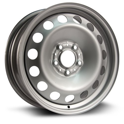 Aftermarket Steel Rim 17X7, 5X120, 72.5, +47, grey finish (X40856)