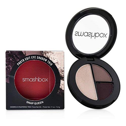 Image of Smashbox Photo Edit Eyeshadow Trio - Snap Queen