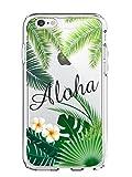 shark iphone 6 case - Shark Summer Collection Tropical ALOHA Hawaii Travel TPU case For (Iphone 6-Palm)