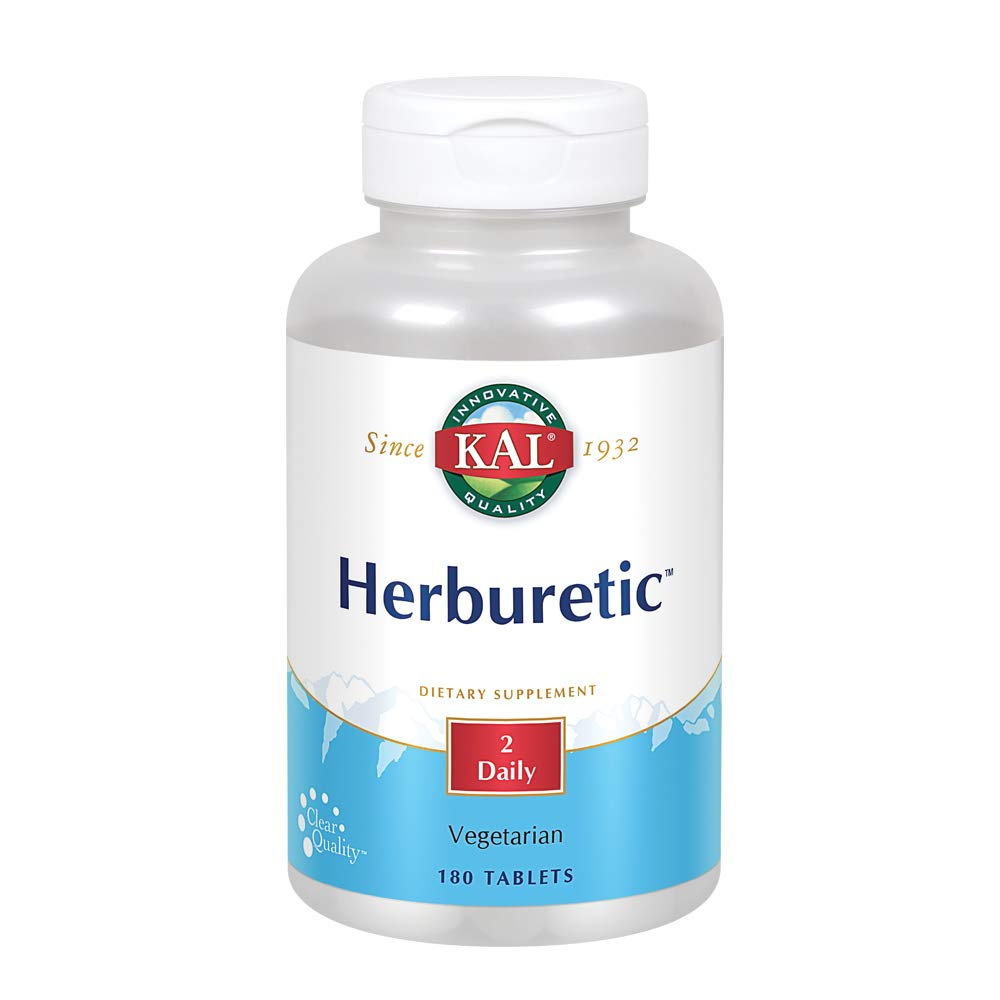 KAL Herburetic Tablets, 180 Count