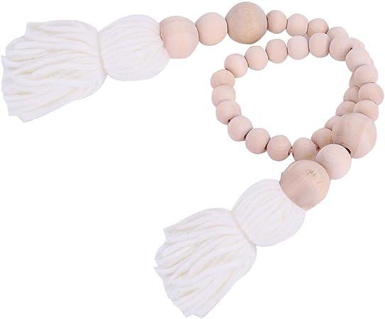 collier perle maison
