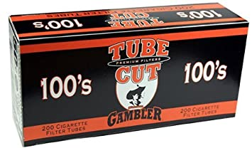 Buy gambler tube cut tobacco