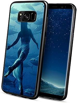 Amazon.com: Carcasa para Samsung Galaxy S8 de Raccoon, color ...