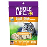 Whole Life Pet Just One-Single Ingredient Freeze Dried Treats for Cats Pure Chicken Breast - 1oz