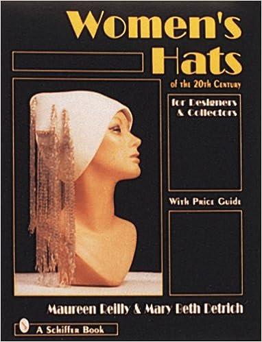 Téléchargement de livres audio sur iphone à partir d'itunesWomen's Hats of the 20th Century: For Designers and Collectors in French FB2