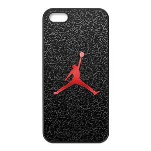 IPhone 5,5S Phone Case for Classic theme Jordan Logo pattern design GCTJDAL857839