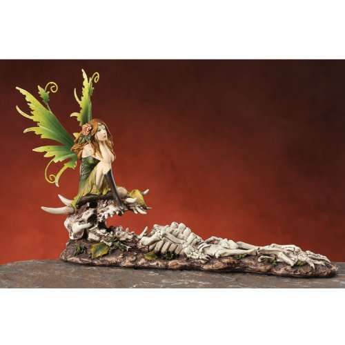 Gorgeous Fairy Collection Fairy Incense Holder Figurine Statue Home (Fairy Incense)