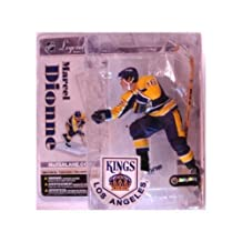 McFarlane Toys NHL Sports Picks Legends Series 3 Action Figure: Marcel Dionne (Los Angeles Kings) Purple Jersey