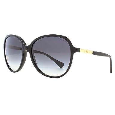 RALPH Ralph Damen Sonnenbrille » RA5220«, schwarz, 137711 - schwarz/grau