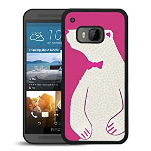 Unique And Fashionable Designed Cover Case For HTC ONE M9 With Fossil 26 Black Phone Case