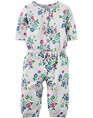 Floral Romper (Baby)