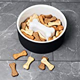Magisso Happy Pet Project Naturally Cooling Ceramics Food Bowl #90104 (Black Bone, 8 Inch) Review