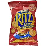 Ritz Christie Ritz Bits Cheese Sandwiches 70 g, 12 Count