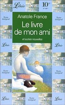Le Livre de mon ami par France