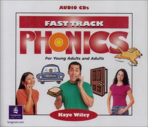 Fast Track Phonics Audio CD (Fast Track (Audio)) (Fast Track Phonics For Young Adults And Adults)