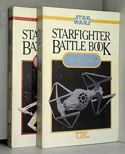 Starfighter Battle Book: X-wing vs TIE Interceptor (Star