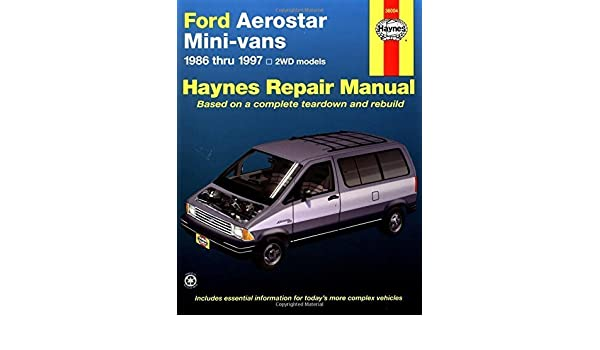 94 aerostar wiring diagram schematic diagrams rh bestkodiaddons co Ford Mustang Wiring Diagram Ford Model T Wiring-Diagram