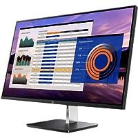 HP S270n 27 WLED LCD Monitor - 16:9 - 5.30 ms GTG (OD) - 3840 x 2160 - 1.07 Billion Colors - 350 Nit - 10,000,000:1 - 4K UHD - HDMI - DisplayPort - USB - 126 W - Black Onyx - WEEE, ErP, SmartWay