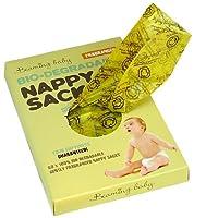 Beaming Baby bio-degradable Nappy Sacks Fragranced–5x confezioni da 60(300sacchetti)