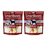 Cheap SmartBones Value Chkn M 4Pk(2Pack)