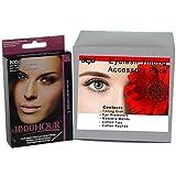 1000 Hour Eyelash & Brow Tint Kit Mascara (Blue Black) ( With Accessory Pack)