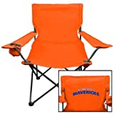 UTA Deluxe Orange Captains Chair 'UTA Mavericks stacked'