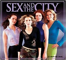 Sex and the city calndar