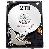 2TB 2.5 Laptop Hard Drive for Dell XPS L501X, L502X, L521x,L701X, L702X, M1210