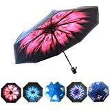 Sun Umbrella UV Protection by Hawaiian Sunsets | Use together with Sun Protection Clothing Women for Maximum UPF50 Sun Protection | Parasol Umbrellas for Women Available in Beautiful Colors & Designs!