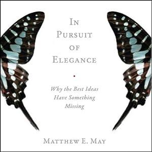 In Pursuit of Elegance Audiobook