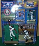 Ken Griffey, Jr. Action Figures From the Minors and the Majors - San Berandino Spirit and the Seattle Mariners Uniforms - 1999 Series Starting Lineup Classic Doubles MLB Baseball Sports Collectible
