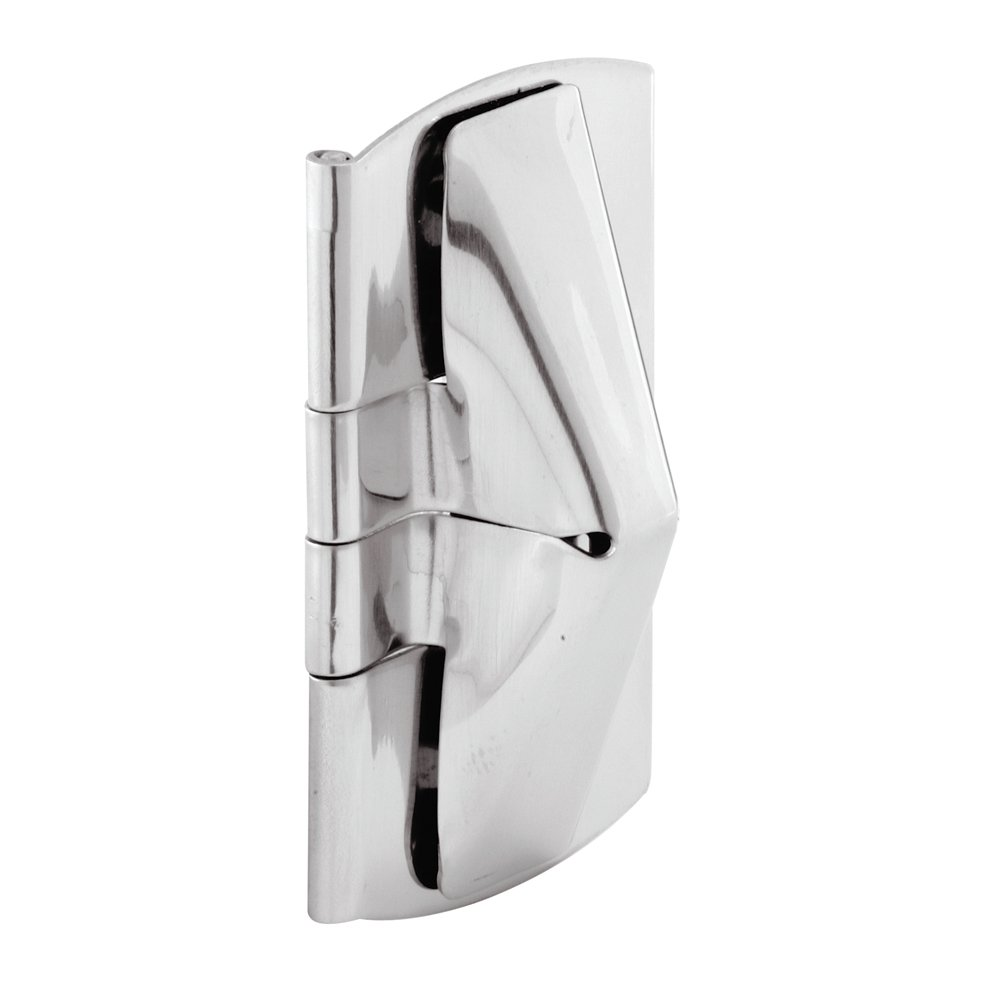 Defender Security U 10683 Wood Window Flip-Lock, Stainless Steel,(Pack of 2)