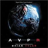 Alien Vs Predator: Requiem by Brian Tyler Soundtrack edition (2007) Audio CD