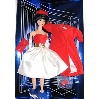 Nostalgic 1997 Silken Flame Barbie (Brunette): Toys & Games