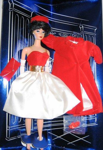 Nostalgic 1997 Silken Flame Barbie (Brunette) (Vintage Reproduction Shoes)