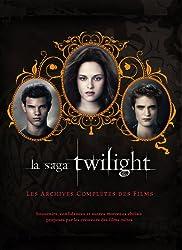 La saga Twilight : les archives complètes des films