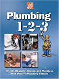 img - for Plumbing 1-2-3 (Home Depot ... 1-2-3) book / textbook / text book