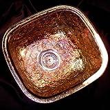 JSG Oceana 009-009-300 Undermount Kitchen Sink, Crystal Reflections