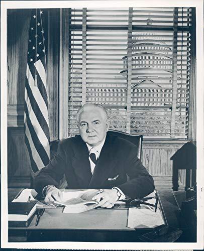 Vintage Photos Walter Greaza Chief Treasury Men Action Film Actor Famous 8X10