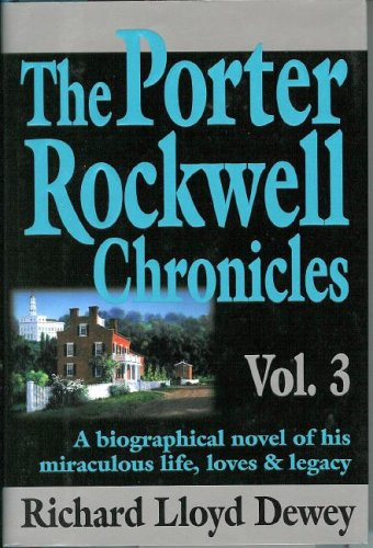 Download The Porter Rockwell Chronicles, Vol. 3 pdf