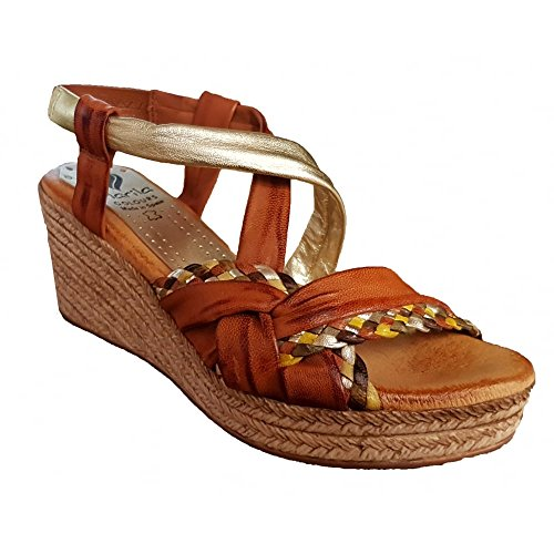 Slip Womens 25 Marila On BA EU Wedge 304 40 Sandals 51wfqdw