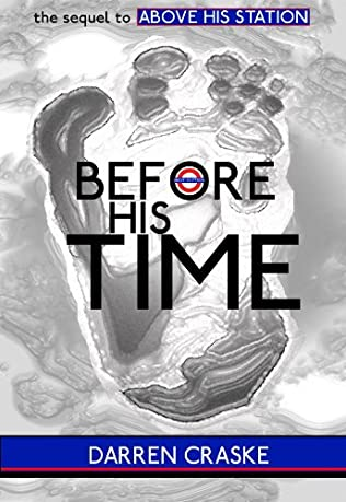 book cover of Before His Time