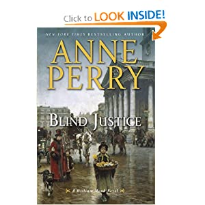 Blind Justice (William Monk) Anne Perry