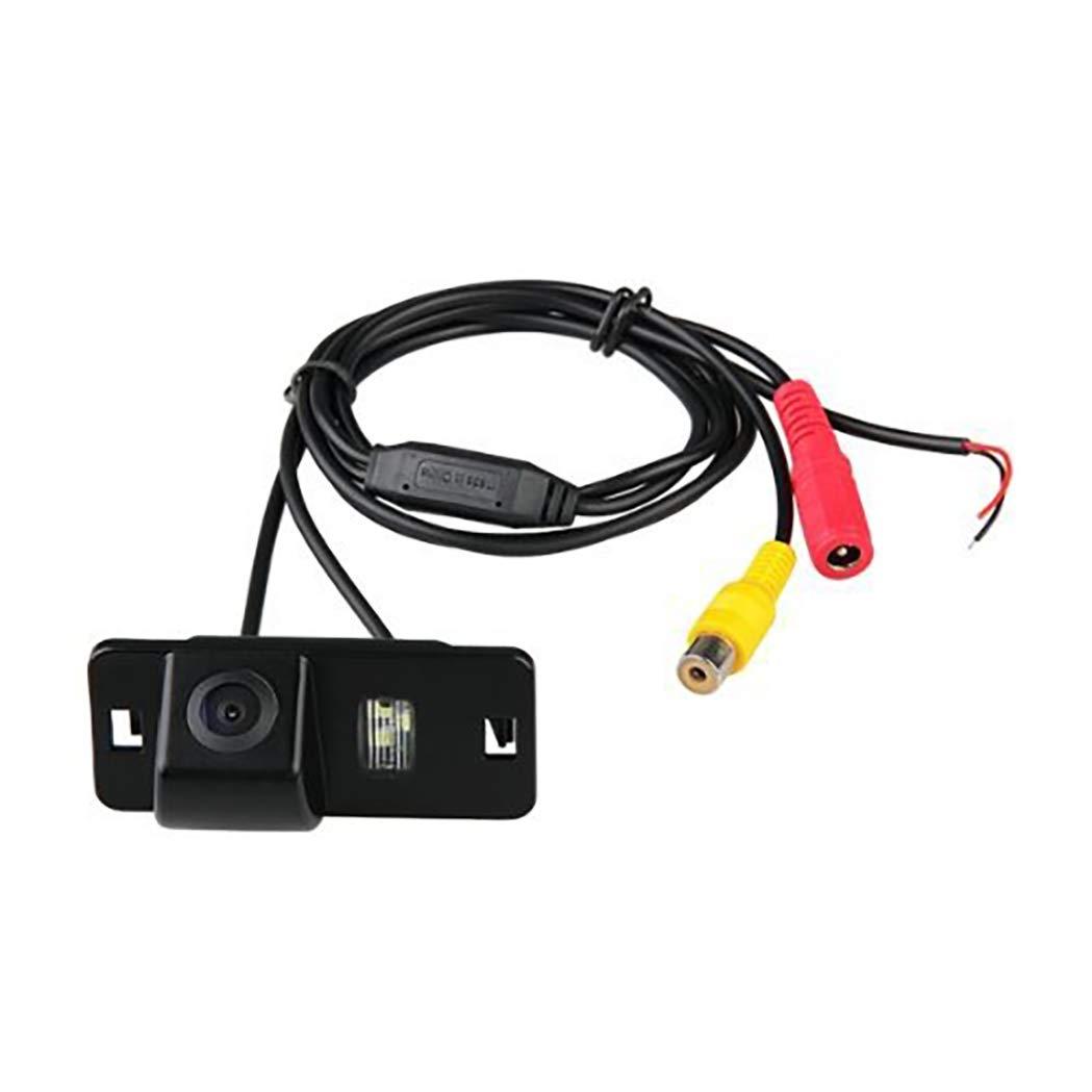 HarmonyHappy Camara Vision Nocturna Vista Trasera 170/¡茫Coche para BMW E39 E46 X6 E53 X3 X5
