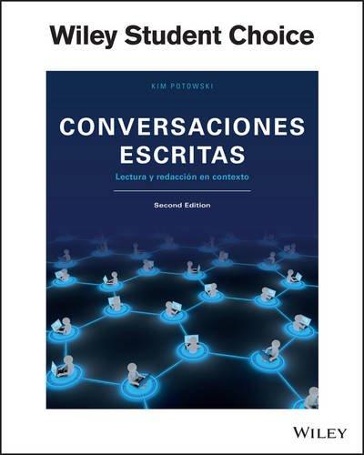 Conversaciones Escritas